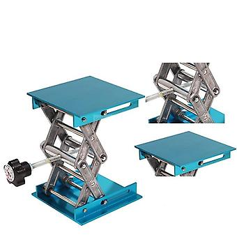 """4""""x4"""" 100x100mm, Hefstandaard Rack Lift Platform Houtbewerking Banken"""