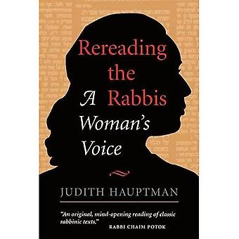 Rereading the Rabbis: A Woman's Voice