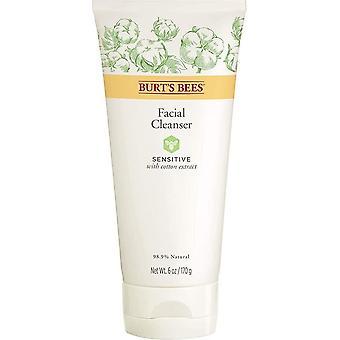 Burts Bees Sensitive Facial Cleanser 170g x3