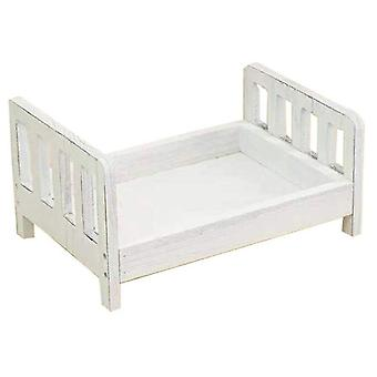新生儿摄影道具木床