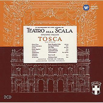 Maria Callas - Giacomo Puccini: Tosca CD