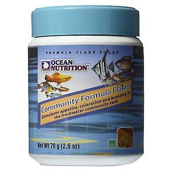 Ocean Nutrition Community Formula Flakes - 2.2 oz