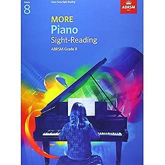 More Piano Sight-Reading, Grade 8 (ABRSM Sight-reading)