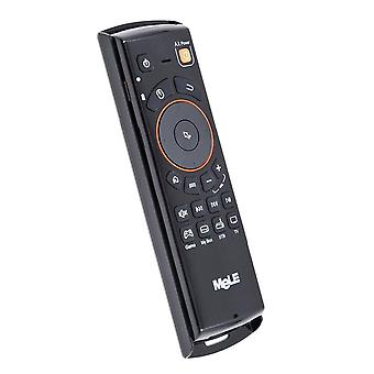F10 Deluxe Fly Air Mouse 2.4GHz Wireless Keyboard Remote Control