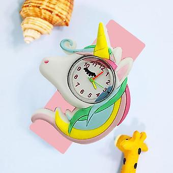3d Cartoon Kids Wrist Watches