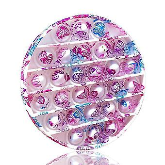 Magic novelties 2 pcs silicone pressing finger bubble toys