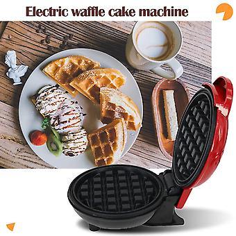 Gofrownica elektryczna, Gofrownica, Piekarnik do ciast, Śniadanie, Patelnia quiche, Mini Gofrownica, Narzędzia do pieczenia