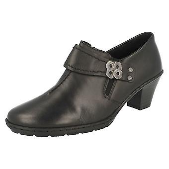 Damen Rieker Smart Hose Schuhe 57152