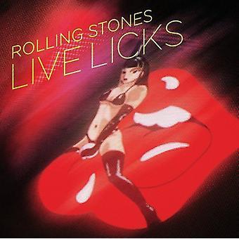 Rolling Stones - Live Licks [CD] USA import