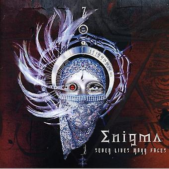 Enigma - Seven Lives Many Faces [CD] USA import