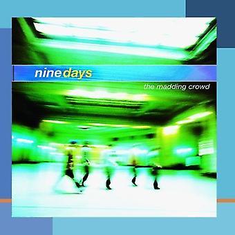 9 日 - 『 遙か群衆 [CD] USA 輸入