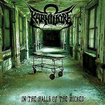 Karnivore - In de hallen van de Wicked [CD] USA import