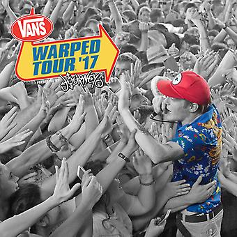 Various Artist - 2017 Warped Tour Compilation [CD] USA import