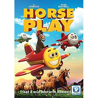 Horseplay [DVD] USA import