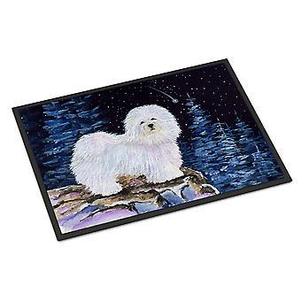 النجوم ليلة كوتون دي تولير داخلي أو ممسحة حصيرة 24 × 36 في الهواء الطلق