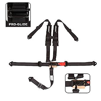 Grant 2105 5-Point Off-Road Harness, 2 x 2 Latch and Link with Pads, 1 Pack