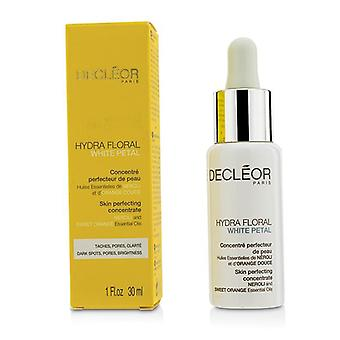 Decleor Hydra bloemen wit bloemblad Neroli & zoete oranje huid perfectioneren concentraat - 30ml / 1oz