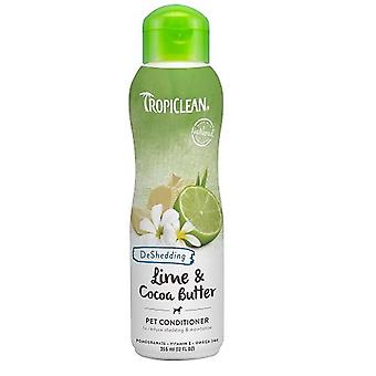 TropiClean Lime & cacaoboter huisdier Conditioner