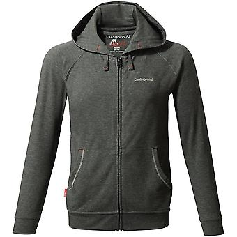 Craghoppers chicos y chicas NosiLife Ryley Wicking Full Zip Hoodie Top