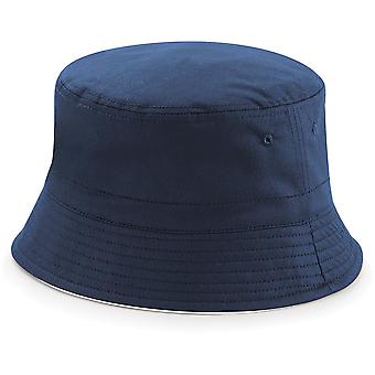 Beechfield Unisex palautuva ämpäri hattu