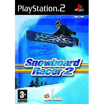 Snowboard Racer 2 (PS2) - New