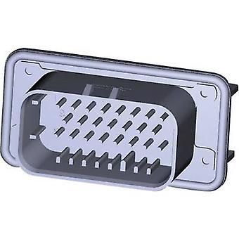 TE tilkobling innebygd pin strip (presisjon) AMPSEAL totalt antall pinner 23 776087-2 1 eller flere PCer