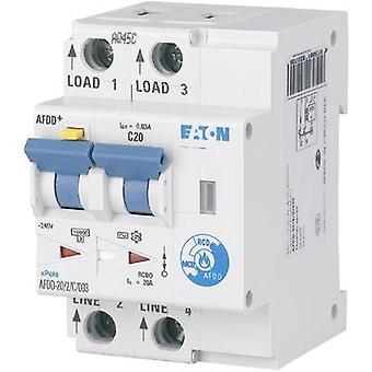 Eaton 187222 AFDD 2-pin 20 A 0.03 A 230 V AC