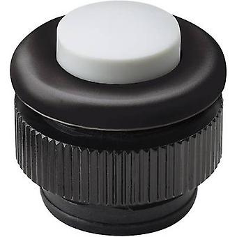 Grothe 61031 Bell button 1x Black, White 24 V/1,5 A