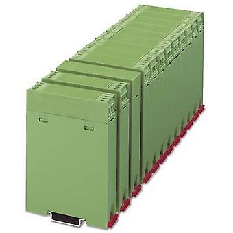 Phoenix Contact par exemple 45-A/ABS GN DIN rail de boîtier (couverture) 75 x 45 x 17,5 Acrylonitrile butadiène styrène vert 1 PC (s)