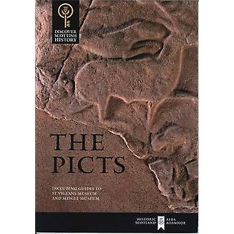 The Picts  Including Guides to St Vigeans Museum and Meigle Museum by Jill Harden & Edited by Andrew Burnet