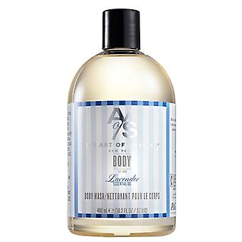 The Art of Shaving Body Wash Lavender 16.2oz / 480ml