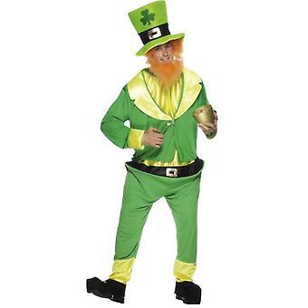 Leprechaun Costume, One Size