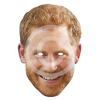 PRINS HARRY CARD MASK