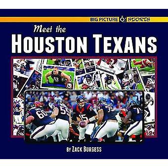 Meet the Houston Texans - 9781599537504 Book