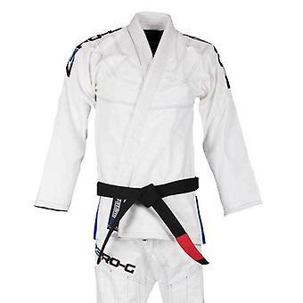Tatami Fightwear Zero G V4 BJJ Gi weiß