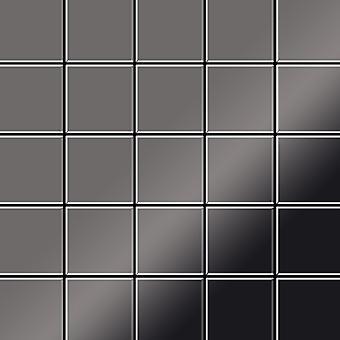 Metal mosaic Titanium ALLOY Century-Ti-SM