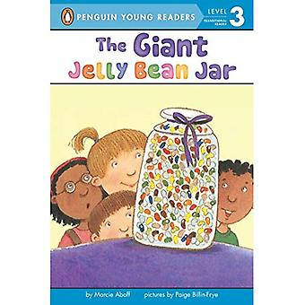 Gigantiske Jelly Bean glasset (Lunde lett-å-lese: nivå 2)