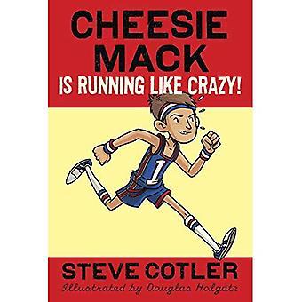 Cheesie Mack Is Running Like Crazy!