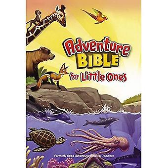 Bible d'aventure pour les plus petits