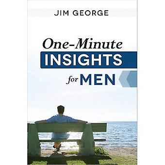 En minut insikter för män
