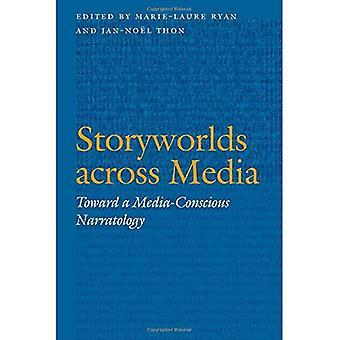 Storyworlds über verschiedene Medien hinweg: in Richtung einer Medien-bewusste Narratologie (Grenzen der Erzählung)