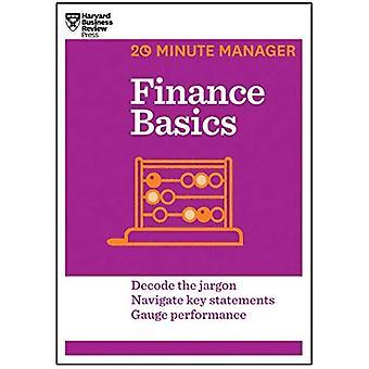 Finances Basics (série de Manager de 20 minutes)