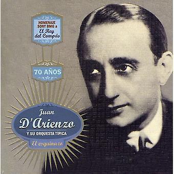Juan D'Arienzo - El Esquinazo [CD] USA import