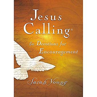 Jésus réclame 50 dévotions Encouragement (Jésus Calling (R))