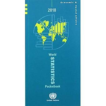 Portefeuille de statistiques monde 2018: contenant les données disponibles au 31 mai 2018 (série V)
