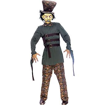 Wicked Mad Hatter Adult Costume
