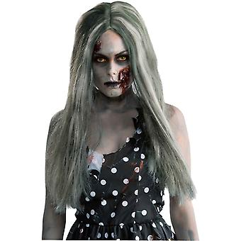 Kammottava Zombie Peruke Halloween!