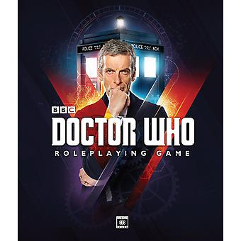 Dr Who Roleplaying Game - Book