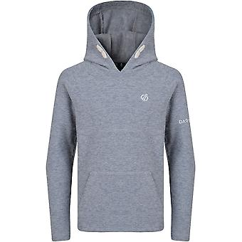 Dare 2B Boys & Girls Pullover Marl Fleece Sweater Hoodie