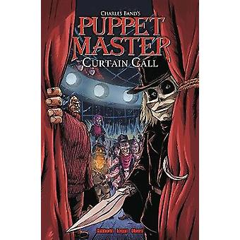 Puppet Master - Curtain Call TPB by Shawn Gabborin - 9781632293183 Book